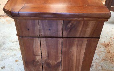Restauration d'un meuble
